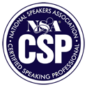 national speakers association certified speaking professional nsa csp